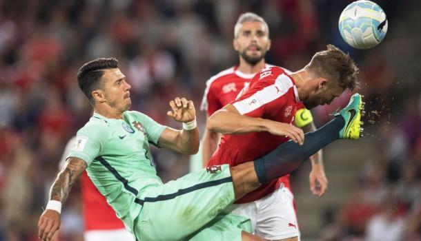 Suiza vs Portugal | Foto: EFE