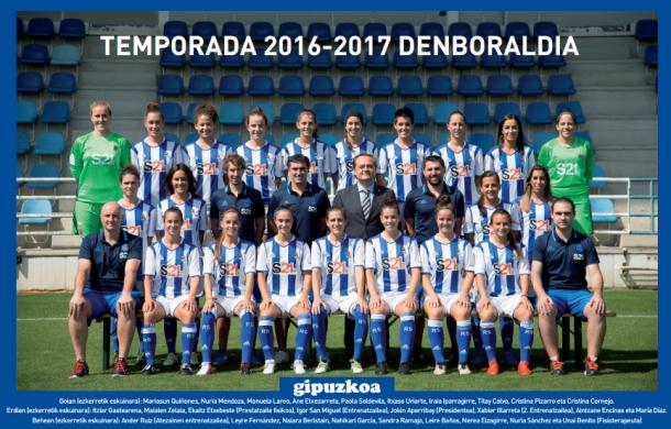 Poster de la Real Sociedad. I Foto: Real Sociedad