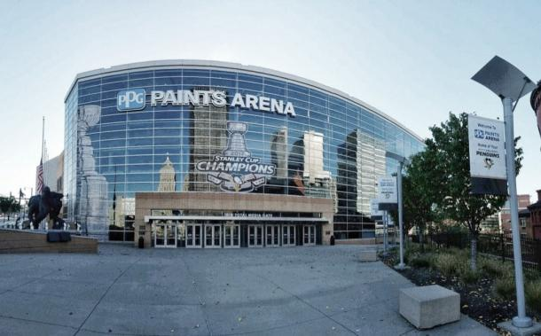 Estadio PPG Paints Arena | Foto: https://www.visitpittsburgh.com