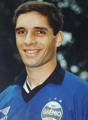 Fernando Prass quando ainda atuava no Grêmio (Foto: Reprodução)