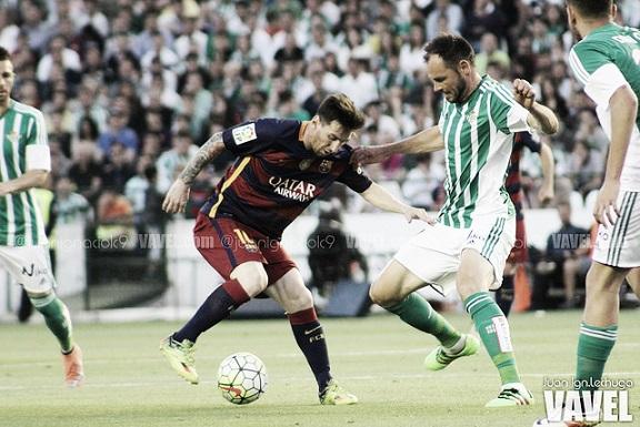 Precedentes Real Betis vs FC Barcelona   Foto: Juan Ign. Lechuga - VAVEL