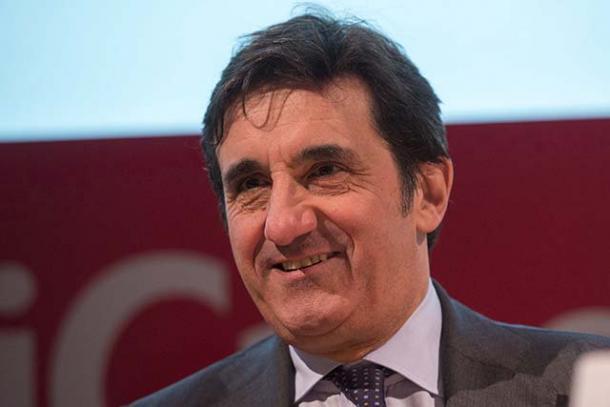 El presidente del Torino FC, Urbano Cairo / Foto: Torino FC