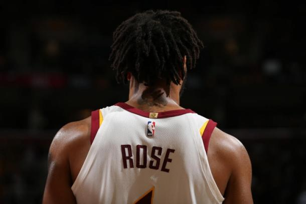 Derrick Rose will look to make a major comeback with the Cavaliers. Photo: Gary Dineen/NBAE via Getty Images