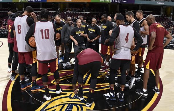 The Cavaliers will tip off their season on Oct. 17. Photo: David Liam Kyle/NBAE via Getty Images
