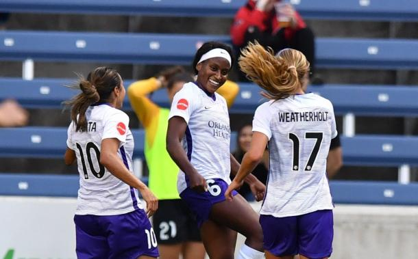 Chioma Ubogagu has been a key player for the Pride's attack lately | Photo: ISI Photos