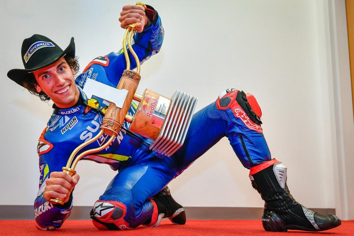 Primera vitoria en el Gran Premio de las Américas