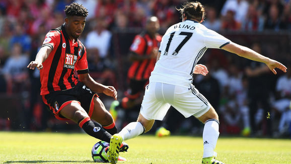 Bournemouth were defeated by Manchester United on the opening day | Photo: Getty images