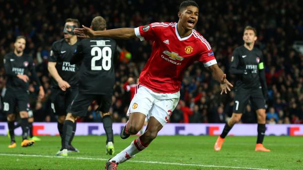 Could Rashford be heading to France? (Photo: Sky Sports)