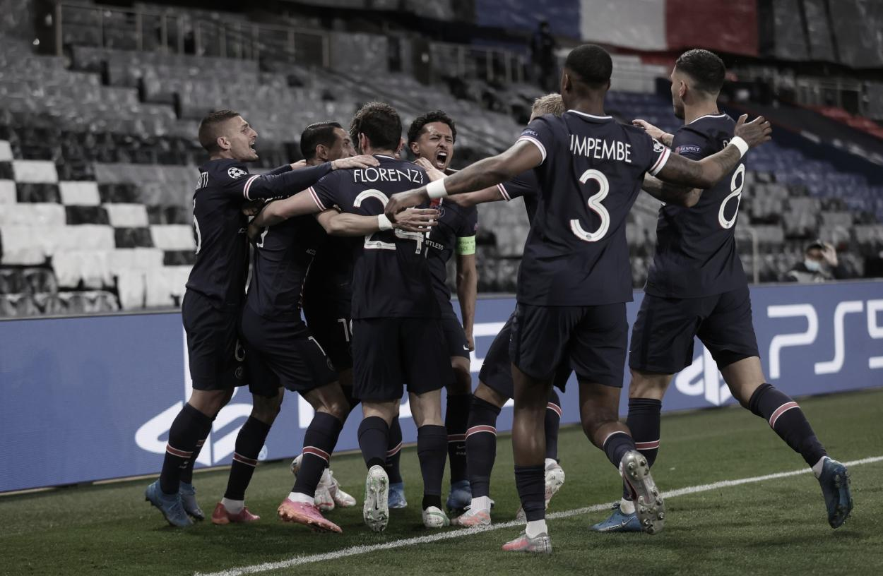 El PSG buscará la remontada en el Etihad./ Foto: Champions League