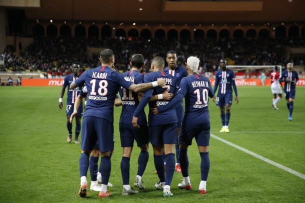 Photo: Twitter Paris Saint-Germain