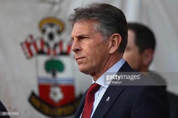 Puel podría dejar de ser entrenador del Southampton | Foto: Getty Images
