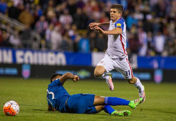 Christian Pulisic, talento USA - sbisoccer.com