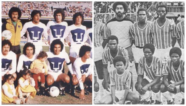 Los equipos finalistas de la Liga de Campeones de la CONCACAF 1989 | Foto: CONCACAF.
