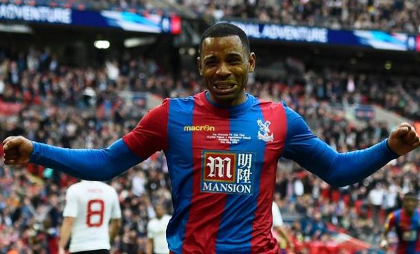 South London-born Puncheon was reduced to tears while celebrating his Cup final goal | Photo: Reuters