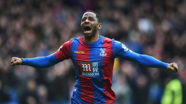 Puncheon celebrates scoring his first goal of the season | Photo: Getty images