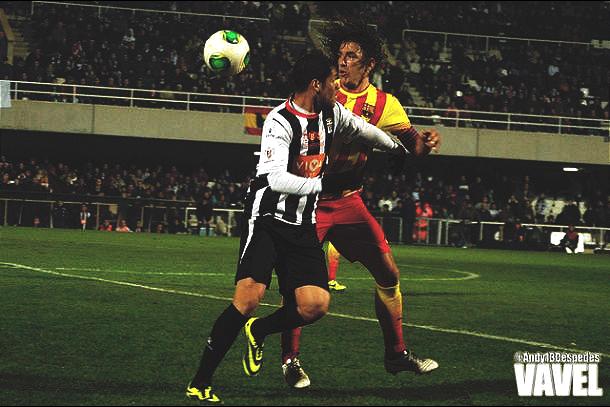 Puyol en su última temporada. | Foto: VAVEL