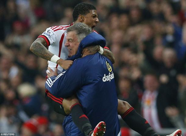 Allardyce is perfect for Sunderland, with his development of PVA the perfect example (photo: reuters)