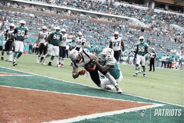 Conexión Brady - Edelman | Foto: Patriots.com