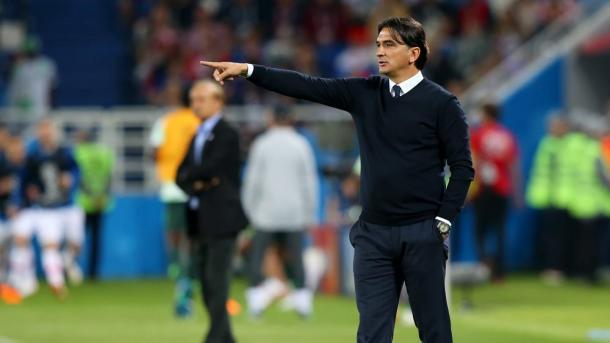 Zlatko Dalic, el entrenador croata | Foto. FIFA.com