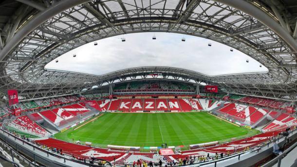 Kazán será la sede el encuentro entre Irán - España | Foto: Getty Images.