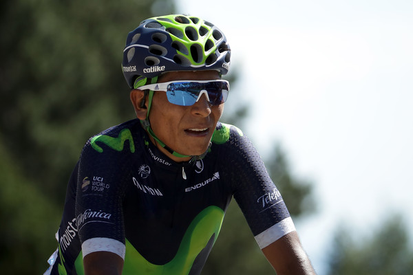 Quintana will now miss the Olympics as he recovers / Zimbio