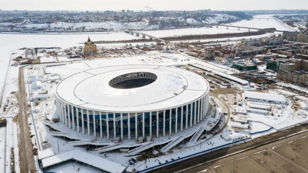Nizhni Nóvgorod Stadium - Nizhny Novgorod I Foto: FIFA