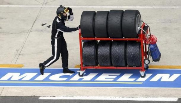 Can Michelin impress in their home GP? (Photo: Reuters)
