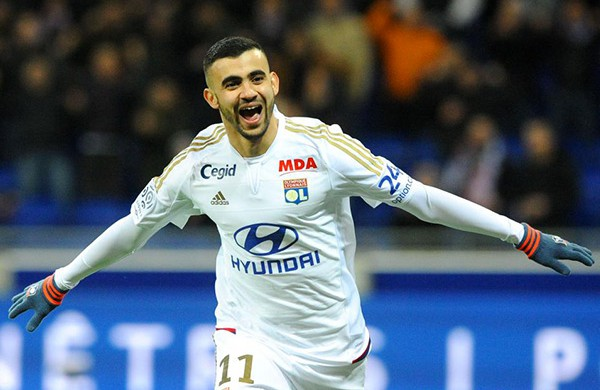 Rachid Ghezzal will be a big scoop for Allardyce if it comes off (Photo: Getty Images)