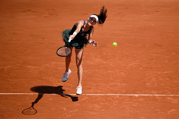 The ninth seed is a dark horse for the title in Paris (Photo by Eric Feferberg / Getty)