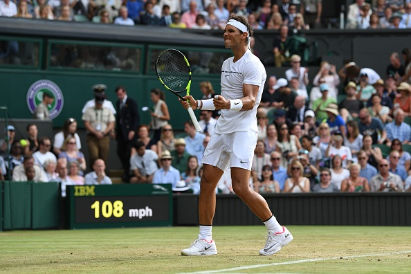 The fourth seed is in a rich vein of form right now and it will need a special performance to beat him (Photo by Glyn Kirk / Getty)