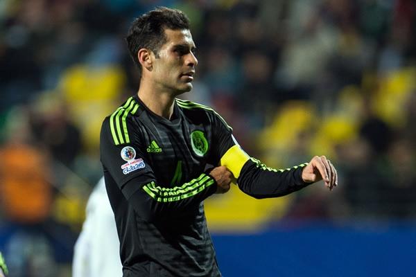 Rafael Marquez returns  Daniel Hernandez: Mexisports
