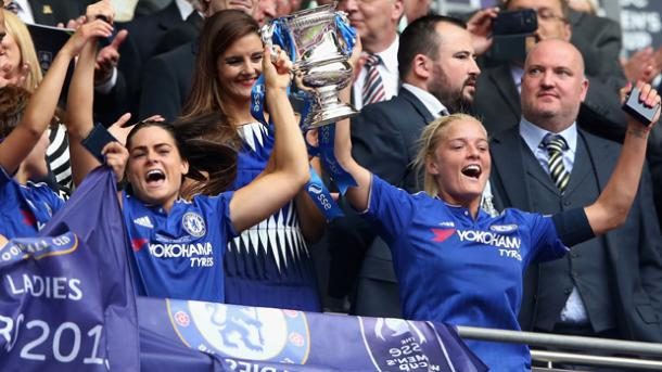 Can Chelsea retain their title? (Photo: FA Cup)