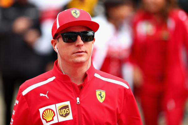 Kimi Räikkönen durante el Gran Premio de Rusia | Fuente: Getty Images