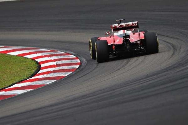 Kimi Räikkönen en el GP de Malasia 2016 | Imagen: Getty Images
