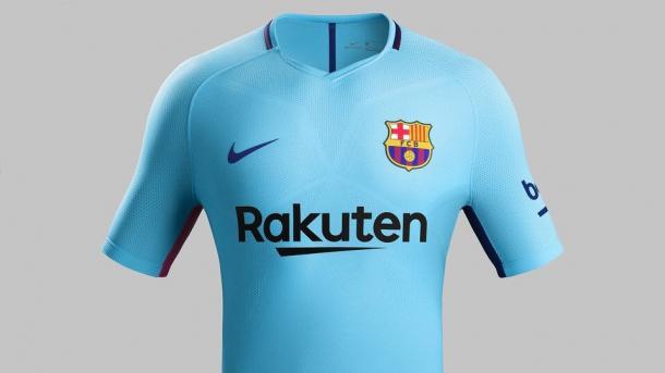 Foto: Divulgação/FC Barcelona/Nike