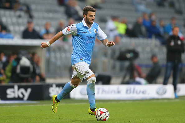 Rama in action with 1860. | Credit: 1860 Munich