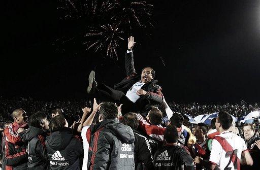 Ramón se despidió de River de la mejor manera posible: Volviendo a ser campeón.