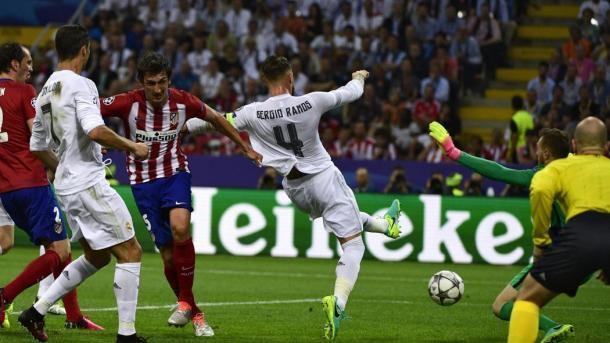 Sergio Ramos a segno in entrambe le finali, www.it.eurosport.com