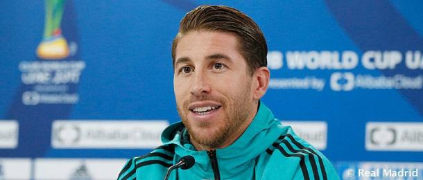 Sergio Ramos | Foto: Real Madrid