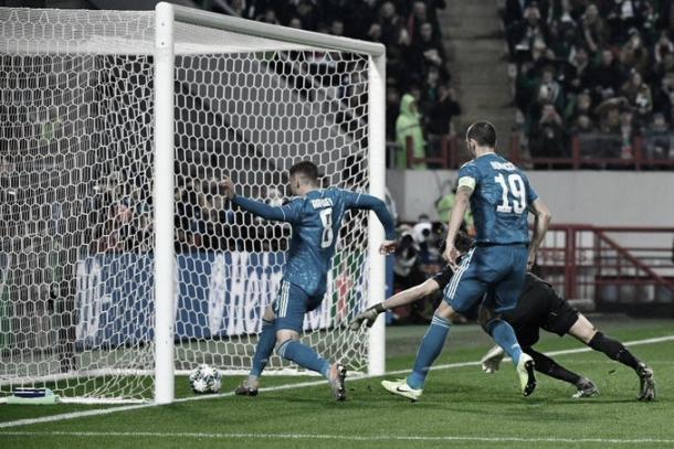 Foto: Reprodução / Champions League