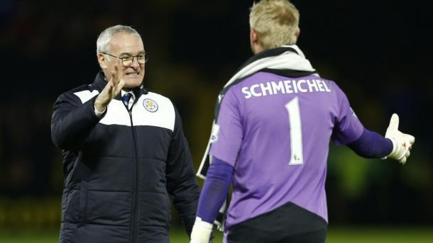 Ranieri is aiming to remian at the King Power Stadium for the forseeable future | Photo: Getty