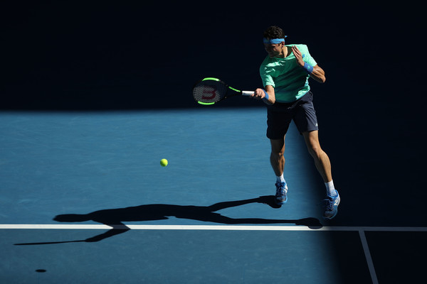 After reaching his first Slam final last year, Raonic will be hoping to go one step better in Melbourne (Photo by Mark Kolbe / Getty Images)
