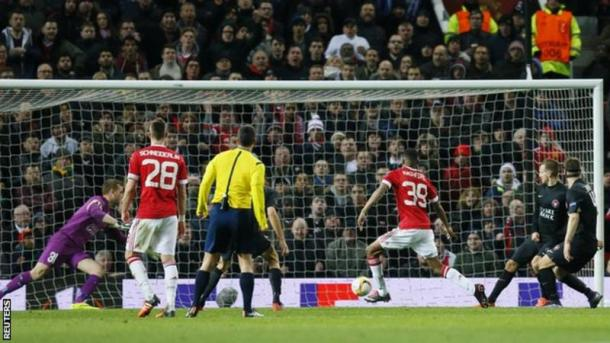 Rashford nets as United score five at home in the last round (photo: reuters)