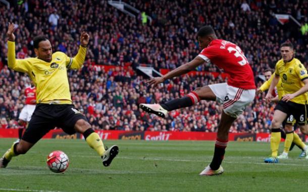 Rashford is set to make his England debut (photo: Getty Images)