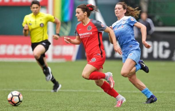 Hayley Raso | Photo: Portland Timbers FC: timbers.com
