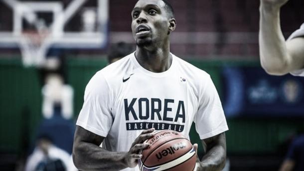 Ratliffe es el foco ofensivo de los surcoreanos. Foto: Scorum.com.