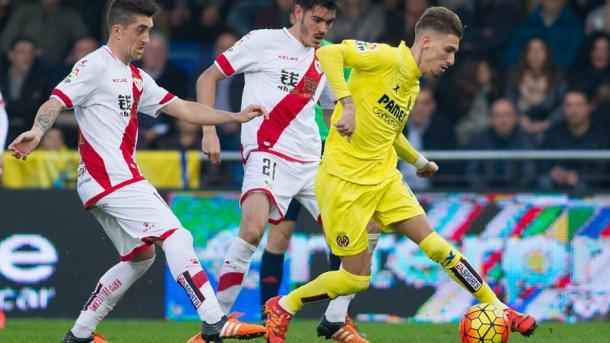 Último partido disputado entre Rayo y Villarreal | Fotografía: LaLiga