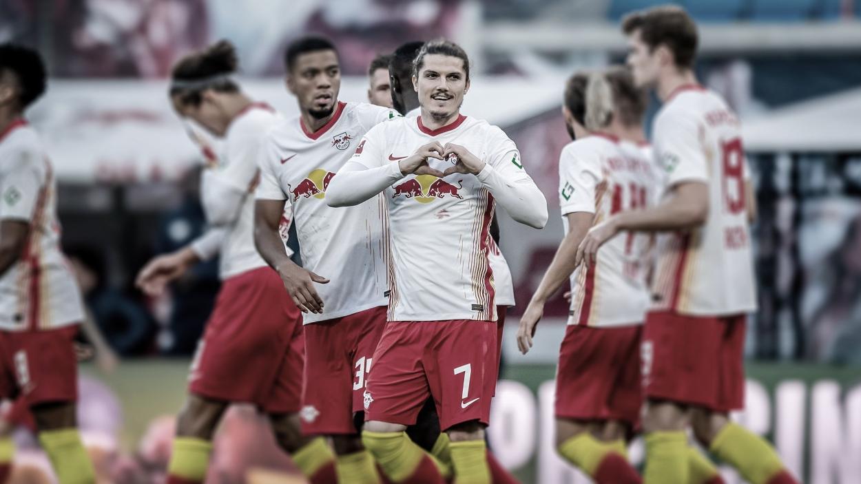 El RB Leipzig parte ligeramente como favorito./ Foto: Leipzig
