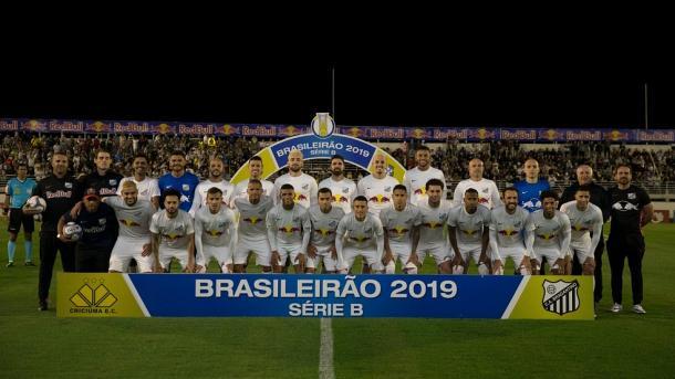 Bragantino campeão da Série B 2019