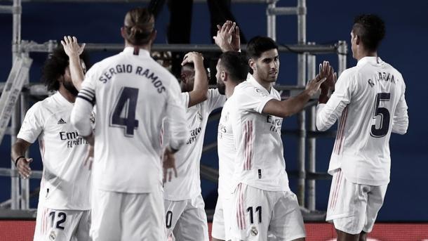El Real Madrid comienza su andadura en Champions League./ Foto: Real Madrid